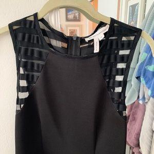 BCBGeneration Black Cocktail Dress XS